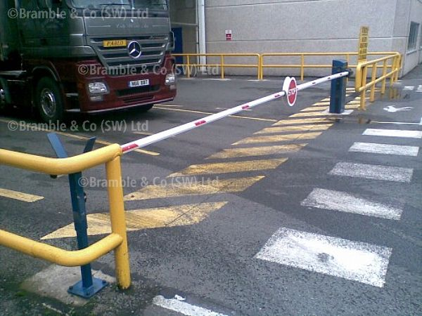 Commercial Traffic Barriers,Somerset